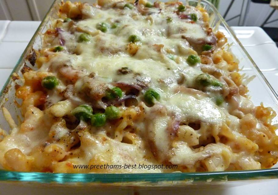 Potato Onion Tomato Casserole
