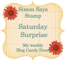 Bev's weekly Simon Says Stamp Candy