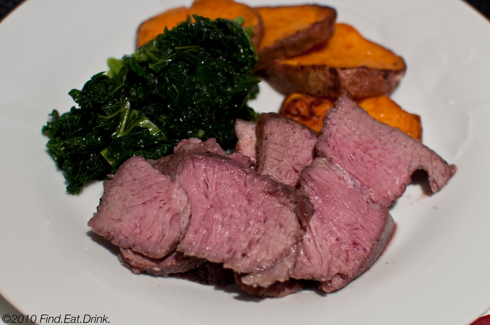 Roast Leg Of Lamb In The Style Of Bordeaux Recipes — Dishmaps