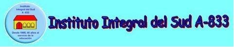 Instituto Integral del Sud A-833