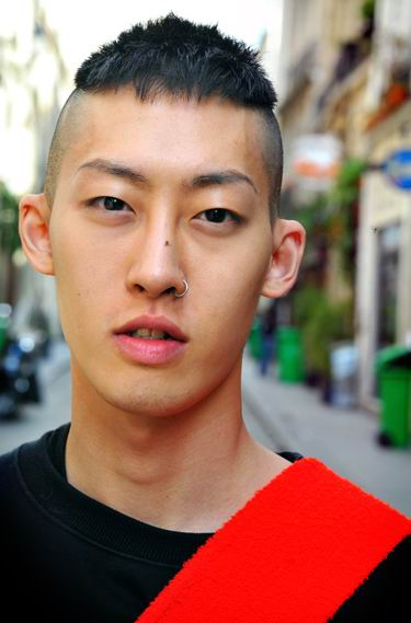 Cool Short Korean Hairstyles for Boys