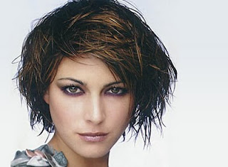 Modern haircuts and hairstyles for women 2010 2011