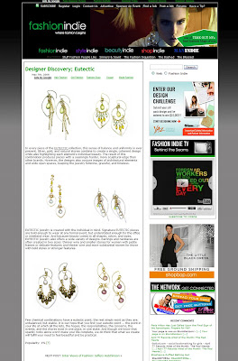 EUTECTIC on FashionIndie.com