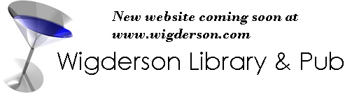 Wigderson Library & Pub