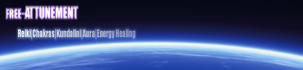 Free Reiki Attunement