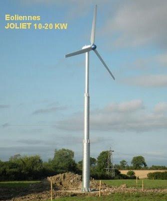 éolienne Joliet