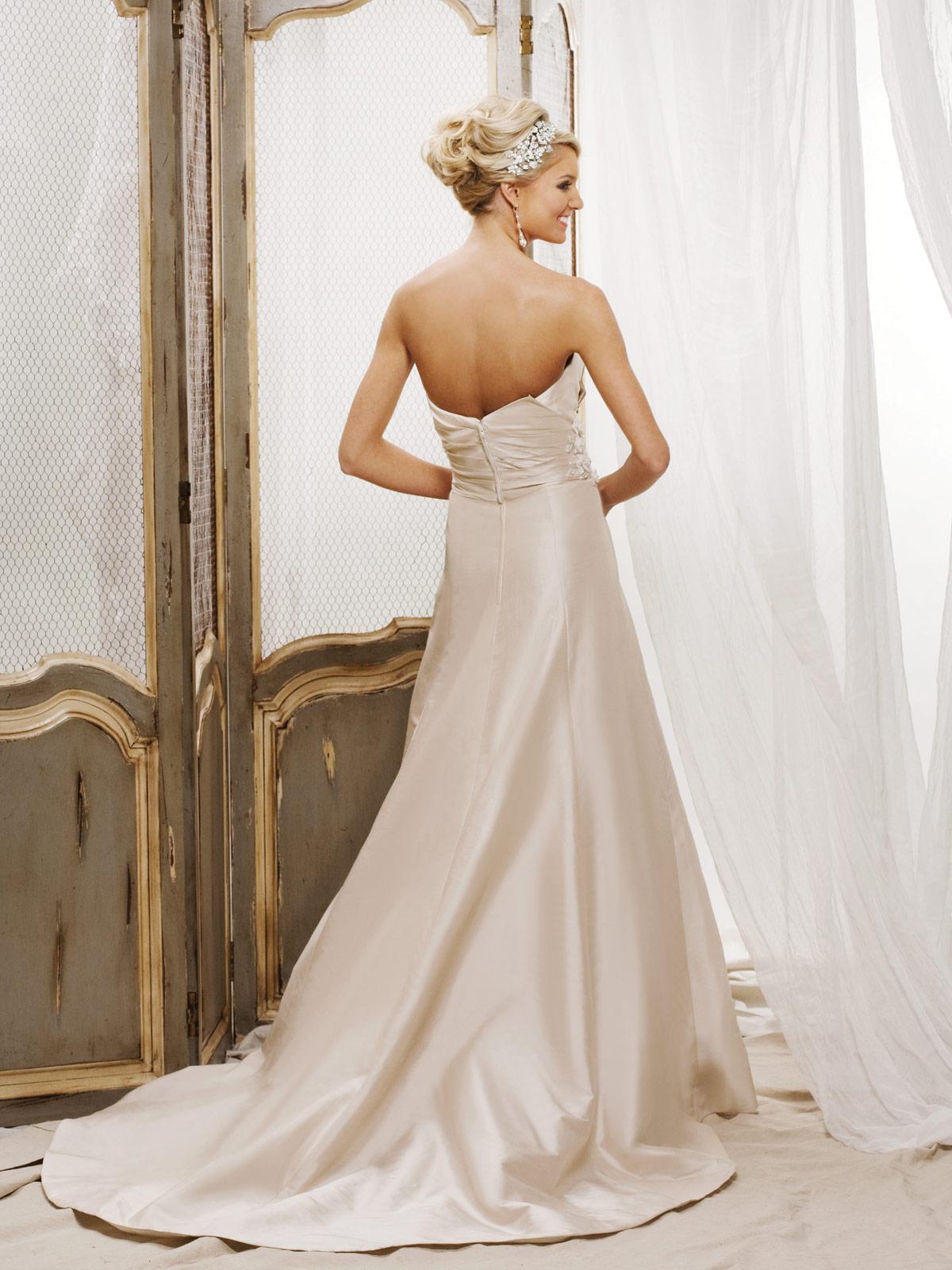 Wedding Gown Train Lengths