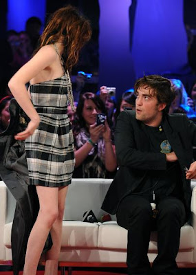 Robert Pattinson Proposed Kristen Stewart on Did Robert Pattinson Propose To Kristen Stewart Jpg