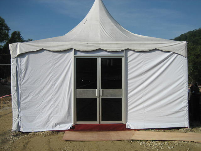 AIR COND TENT 20u0027 x 20u0027 & Jinaco Enterprise (Booth Specialist): Air Cond Tend Canopy