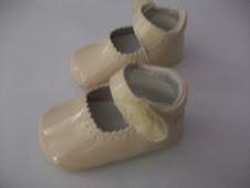 zapato charol talla 17