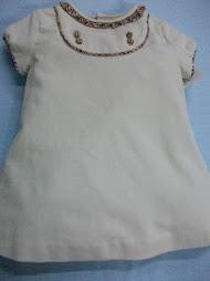 vestido talla 1