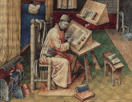 Escrita na Idade Média