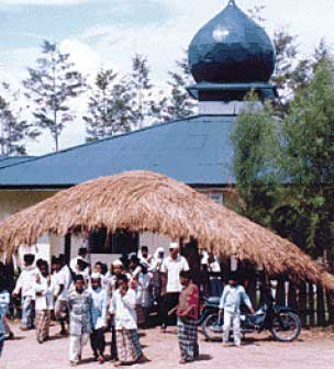 SUARA MUSLIM PAPUA
