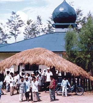 SUARA MUSLIM PAPUA