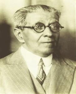 Ernesto Nazareth (1863-1934) - Foto da coleção da Biblioteca Nacional