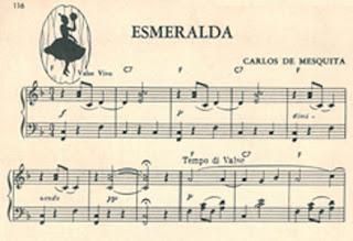 Esmeralda de Carlos de Mesquita