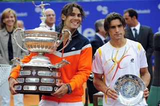Rafael Nadal in Barcelona