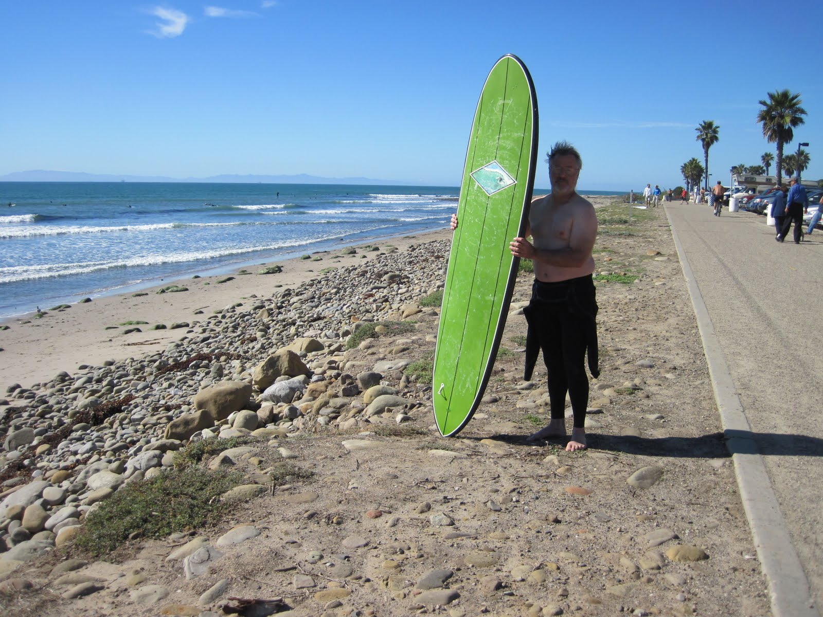 surfing over 50