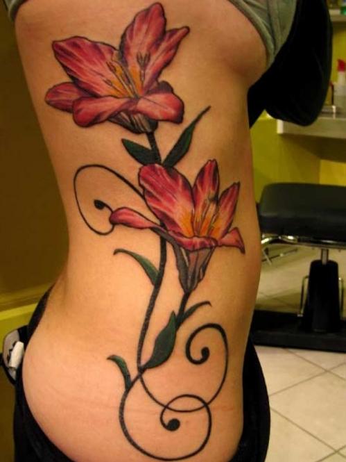 Tattoos With Hidden Messages Transmit a Hidden Message