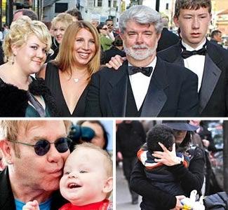 Celebrity Adoptions | Adoption STAR