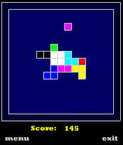 qTile01 - qTile - a new Flash Lite game from Pasi Manninen