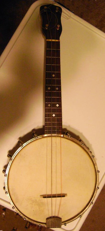 A reader sent these photos of an 8 inch Slingerland Maybell. Itu0027s in lovely condition and has all of the original hardware. Of note in this model is the ... & The Banjo Ukulele Forum: 2011-01-30