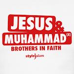 Jesus & Muhammad (p)