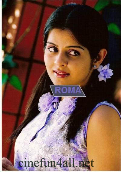 Actress Roma Wallpaper Actress Roma in Movie Notebook