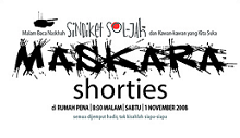 MASKARA-SHORTIES