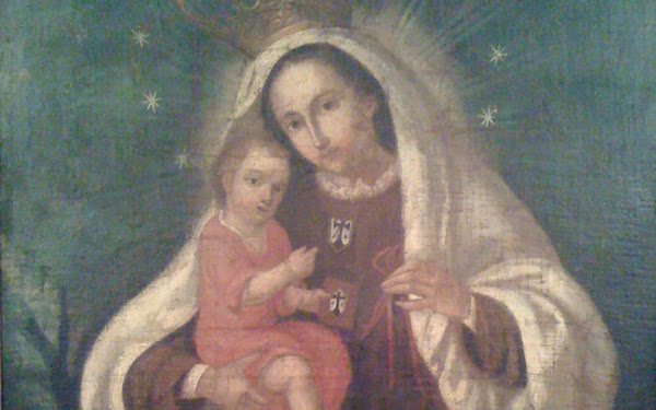 Our Lady, Queen and Beauty of Mount Carmel