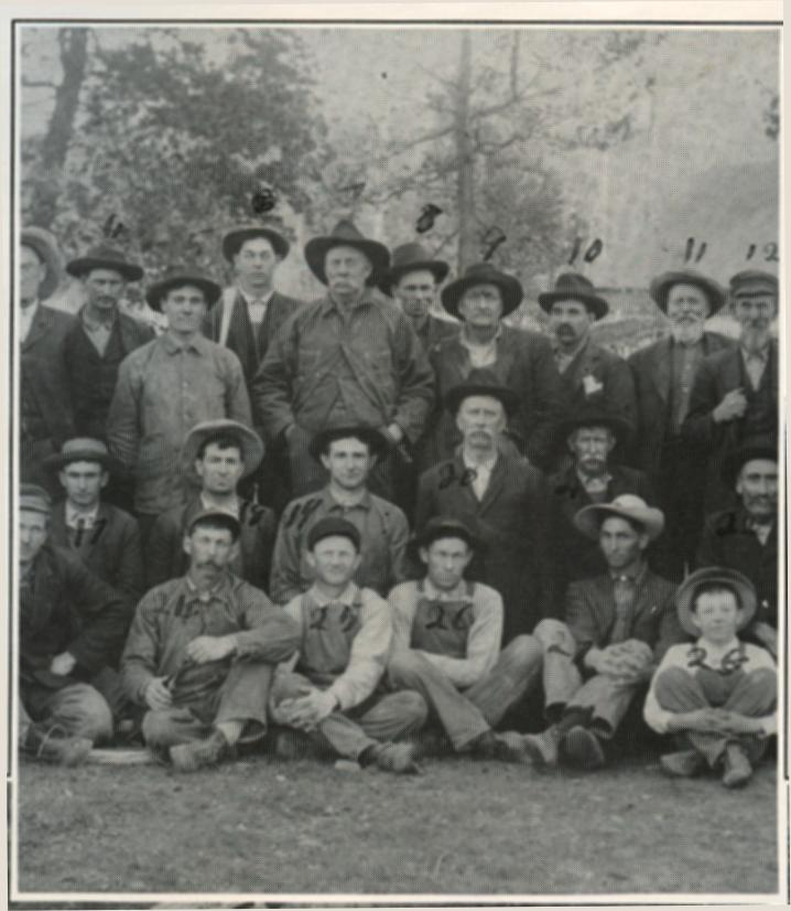 dycusburg men The black patch tobacco wars were a period of civil unrest and several men guarded the routes night riders took over the small village of dycusburg.
