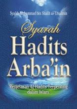 SYARAH HADITS ARBA'IN