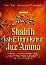 SHAHIH TAFSIR IBNU KATSIR JUZ AMMA