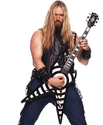 Show Zakk Wyle Guitarrista De Ozzy Osbourne Em S 227 O Lu 237 S