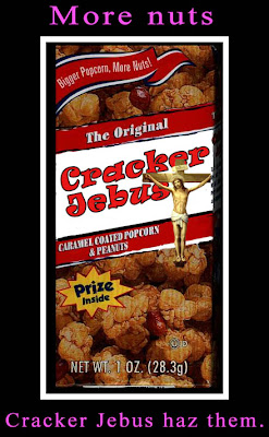 More nuts.  Cracker Jebus haz them.