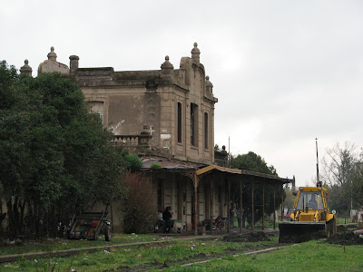 Estaciones de tren abandonadas de Bs As 26º Parte
