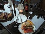 first anniversary dinner 9/22/2008