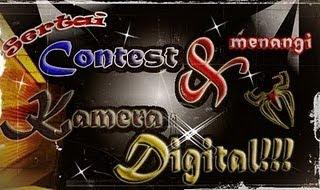 Contest: Kamera Digital Utk Dimenangi