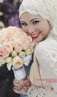 Majlis Berinai & Pernikahan Ayu Raudhah