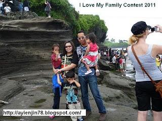 I LOVE MY FAMILY CONTEST 2011