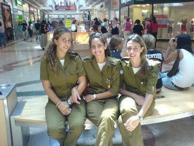 Talk, Girl military nude israeli army