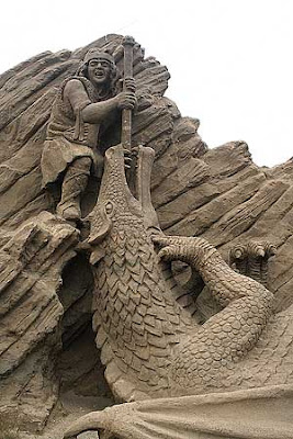 World Championship Competition of Sand Sculptures ~ Damn ...