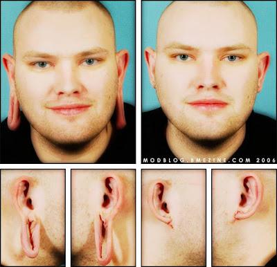 Extreme Body Piercing