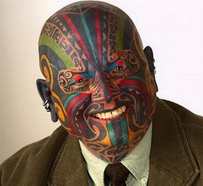 Horrible Tattoos