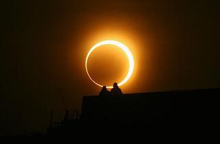 Gerhana Matahari Annular Akan Terjadi 20 Mei Nanti