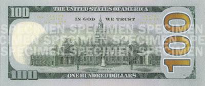 100 dolares americanos