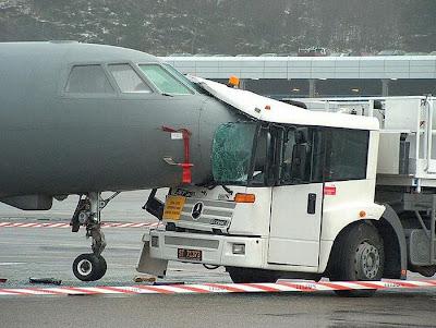 حوادث الطائرات