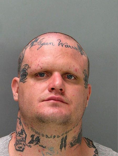 60 Best Mugshot Tattoo Fails Damn Cool Pictures