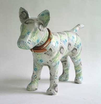 Money Sculpture