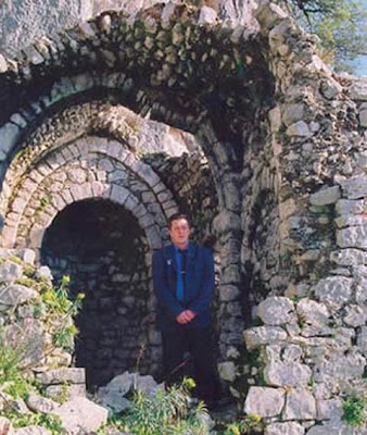 Cave Church of St. Peter, Turkey Seen On CoolPictureGallery.blogspot.com Or www.CoolPictureGallery.com